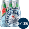 San Pellegrino Mineral Pet EW Six Pack 125cl.